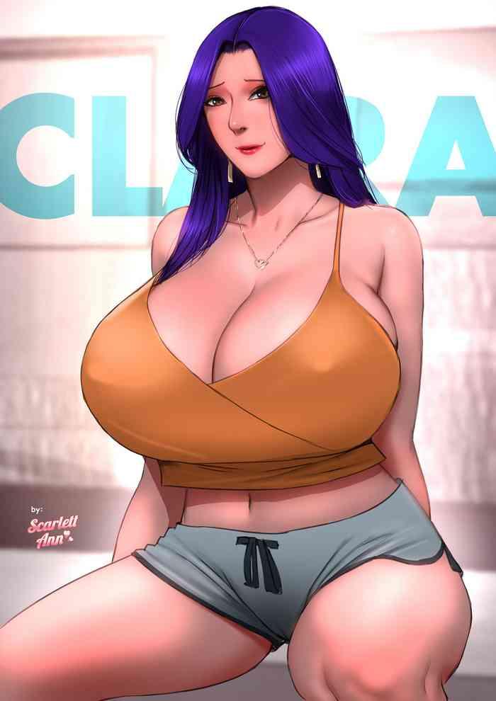 Cover Clara Gaiden