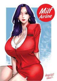 Cover [Scarlett Ann] Milf Airline