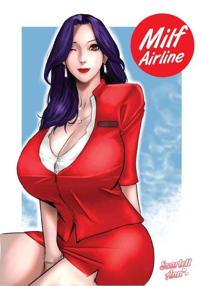 Cover [Scarlett Ann] Milf Airline 1