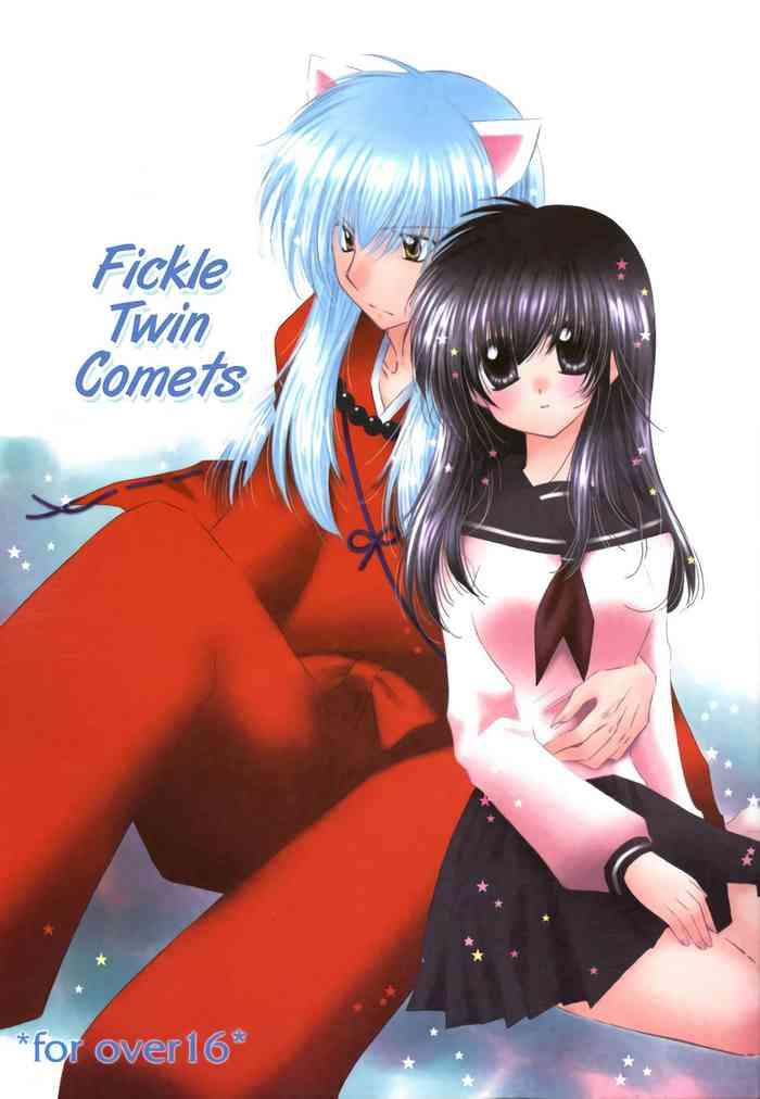Cover [Sakurakan (Seriou Sakura)] Kimagure Futahoshi | Fickle Twin Comets (Inuyasha Hentai) [English] [EHCove + WataTL]