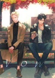 Cover (C95) [KUROQUIS (Kuro)] VOW (Haikyuu!!) [English]