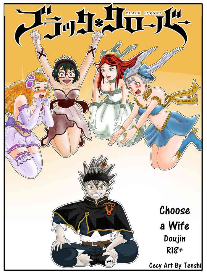 Cover Choose a Wife