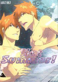 Cover [Gyoukou (Rioka Masaki)] Hot Summer! (Bleach) [Chinese]