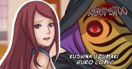 Cover Kushina Uzumaki Guro Comic